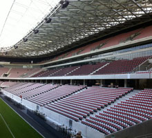 Tribune Garibaldi Allianz Riviera