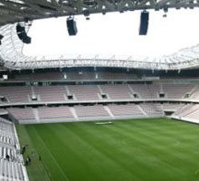 Tribune Ray Allianz Riviera Nice