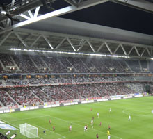 Tribune Est Grand Stade Lille