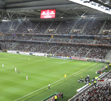Tribune Sud Grand Stade Lille